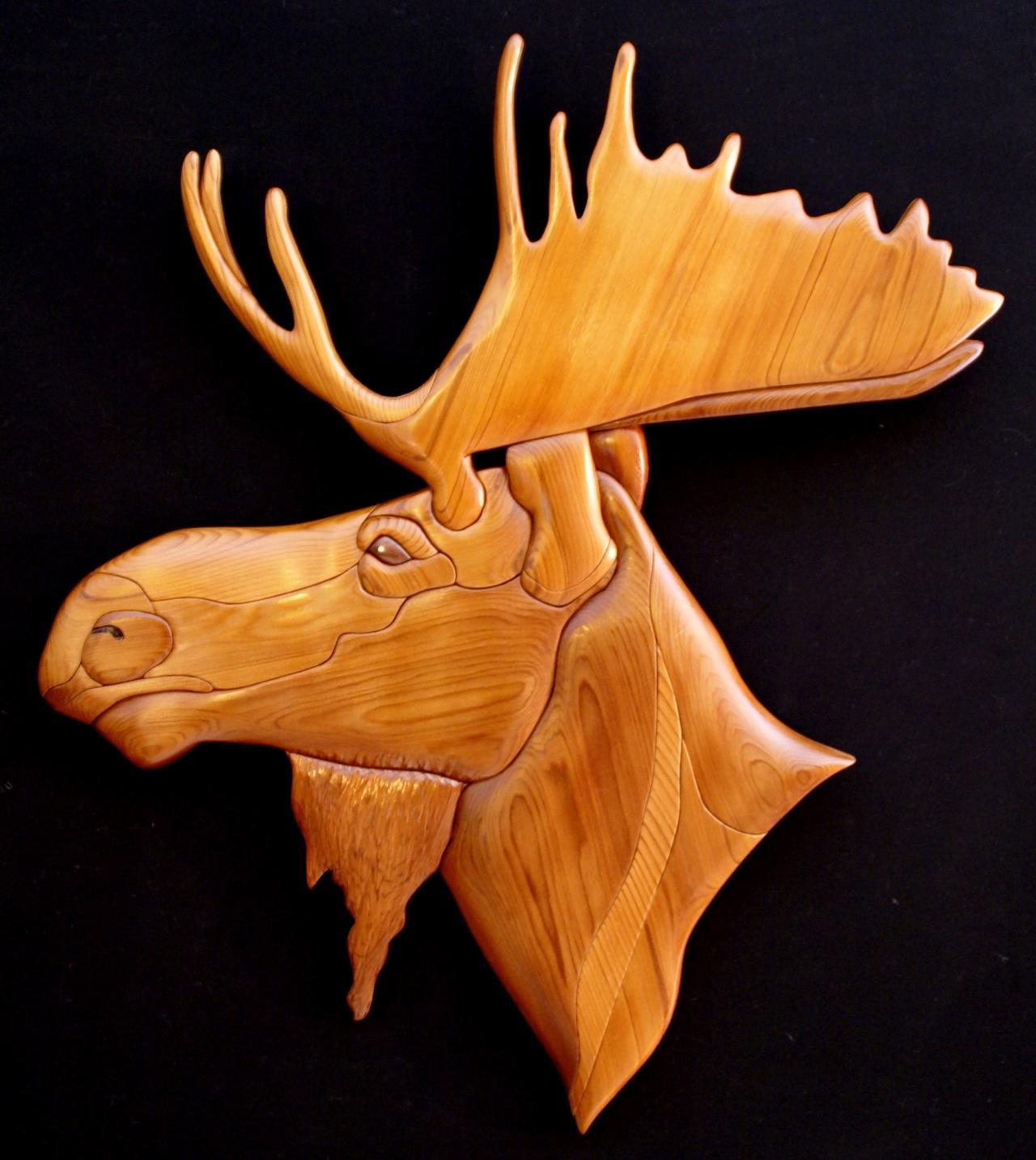 Featured in Scroll Saw Woodworking & Crafts Magazine